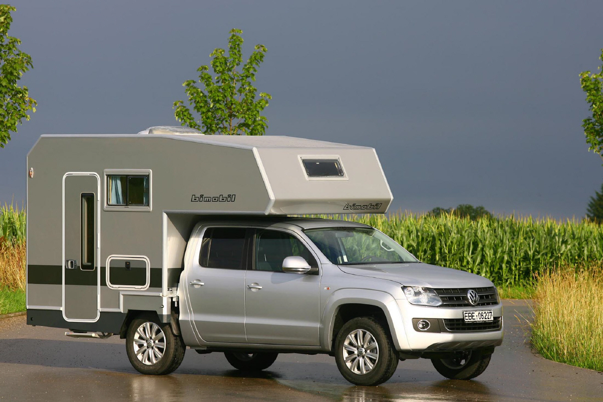 bimobil husky 220 auf vw amarok. Black Bedroom Furniture Sets. Home Design Ideas
